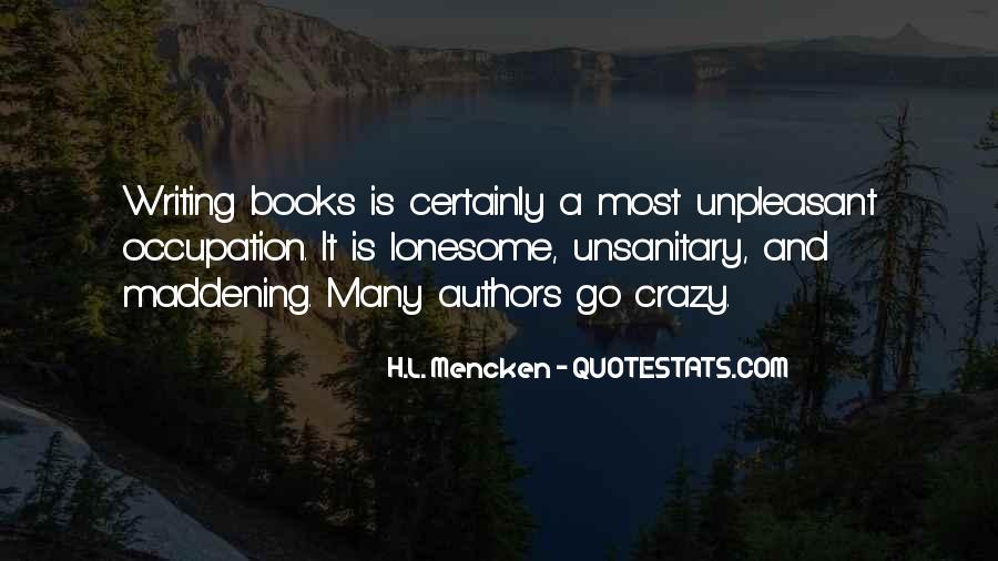 Quotes About Writing By Authors #301193