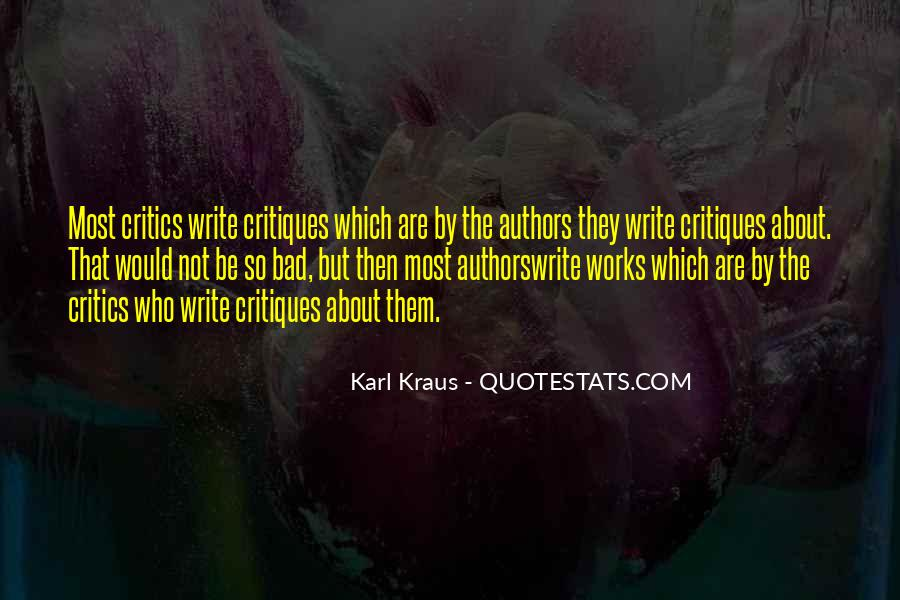 Quotes About Writing By Authors #555296