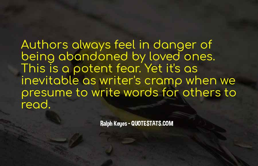 Quotes About Writing By Authors #653950