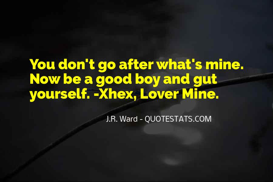Quotes About Xhex #932991