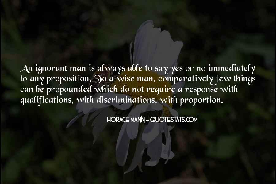 Quotes About Yes Men #45340