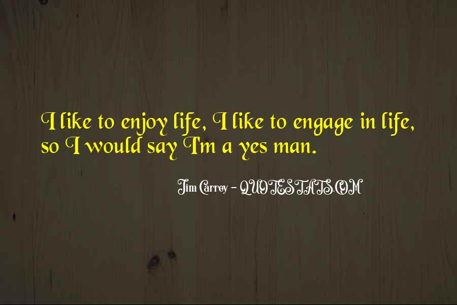 Quotes About Yes Men #558405