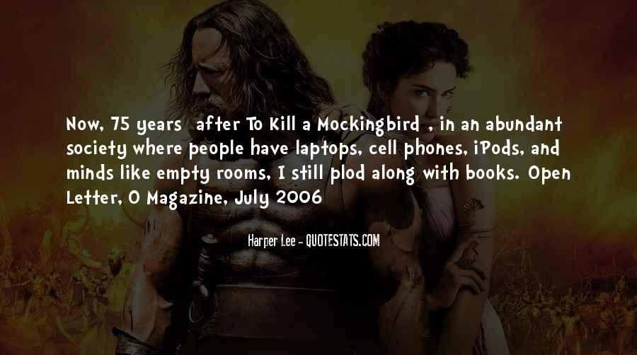 Quotes About Reading Harper Lee #100132