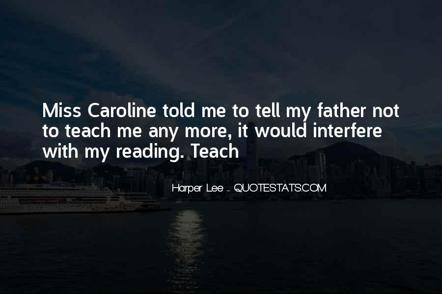 Quotes About Reading Harper Lee #1764566