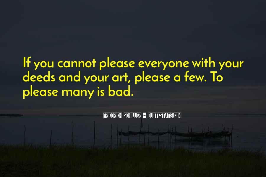Quotes About You Cannot Please Everyone #1502666