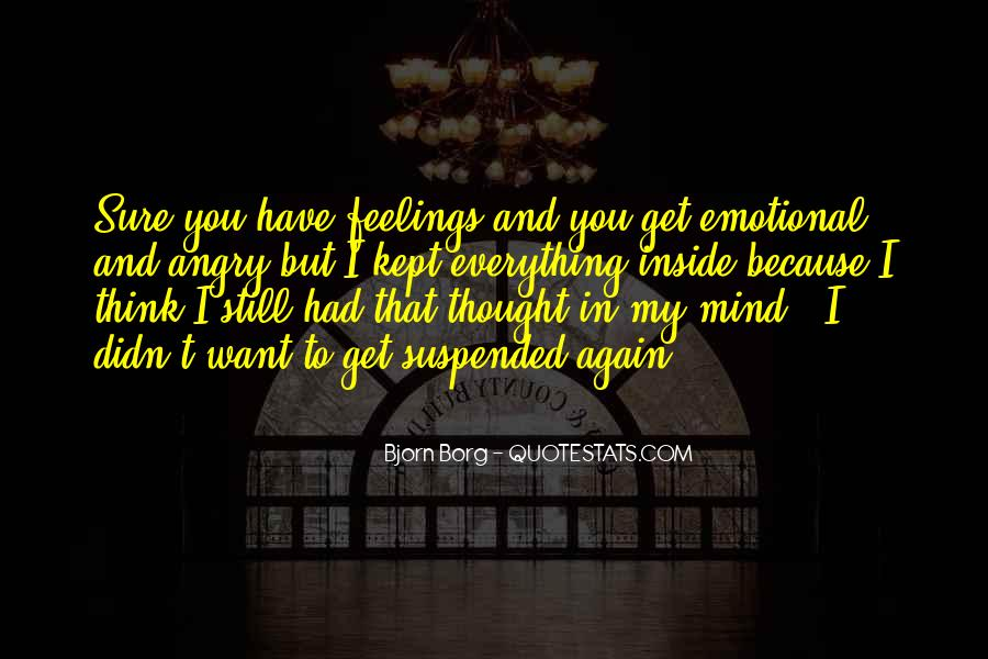 Quotes About You In My Mind #244103