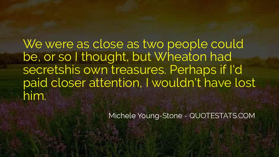 Quotes About Young Friendship #1436451
