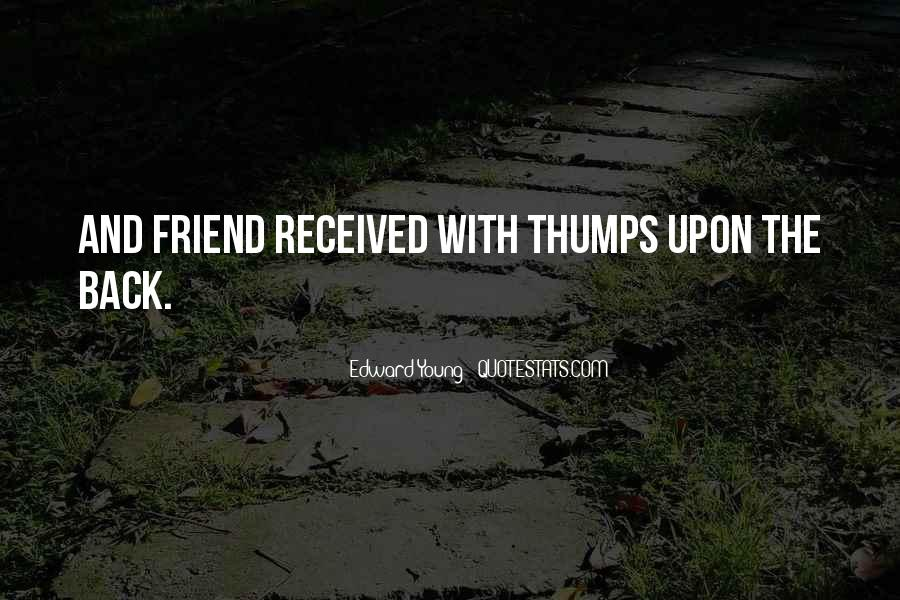 Quotes About Young Friendship #439236