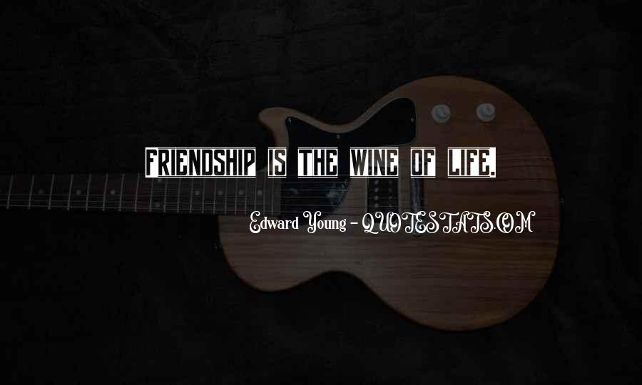 Quotes About Young Friendship #794130
