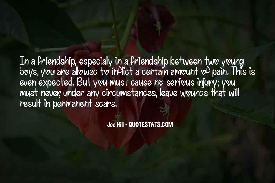 Quotes About Young Friendship #809292