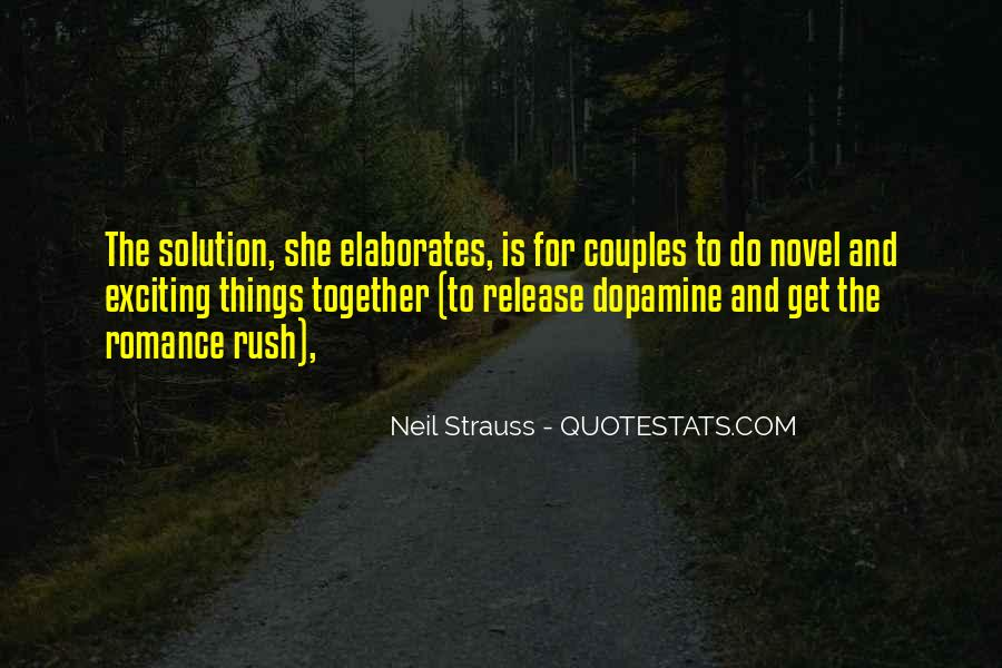 Quotes About Dopamine #1174471