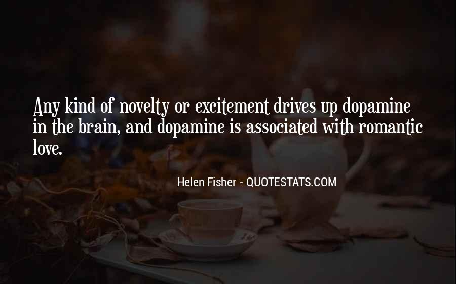 Quotes About Dopamine #397834