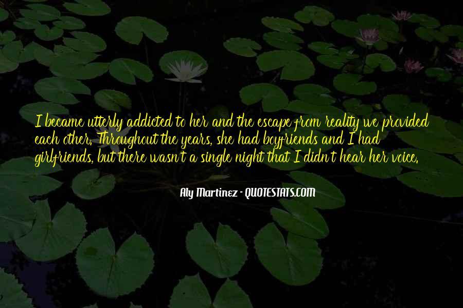 Quotes About Your Boyfriends Voice #1203494