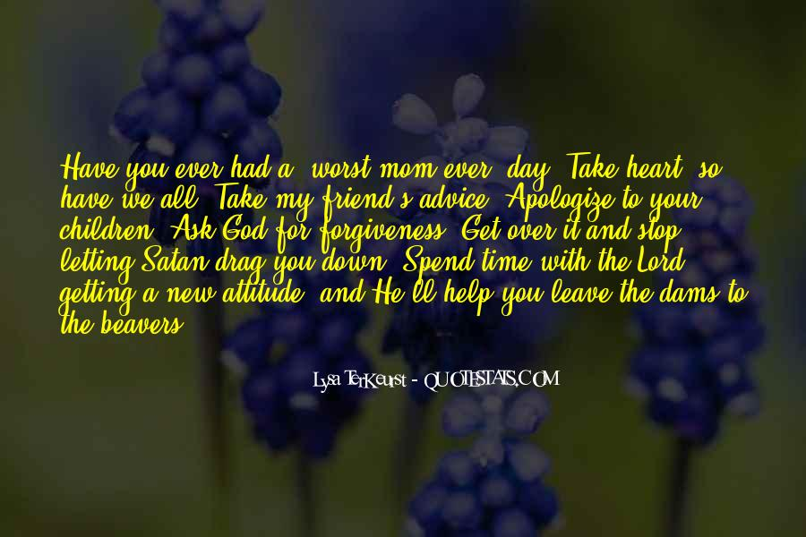Quotes About Your Mom Letting You Down #805754
