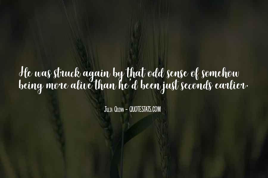Quotes About Your Sixth Sense #184990