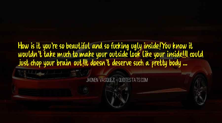 Quotes About Your So Beautiful #141107