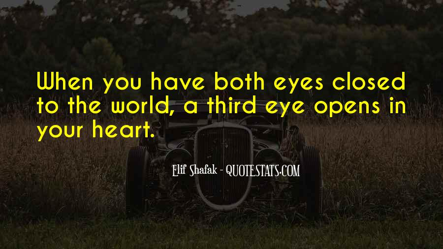 Quotes About Your Third Eye #686180