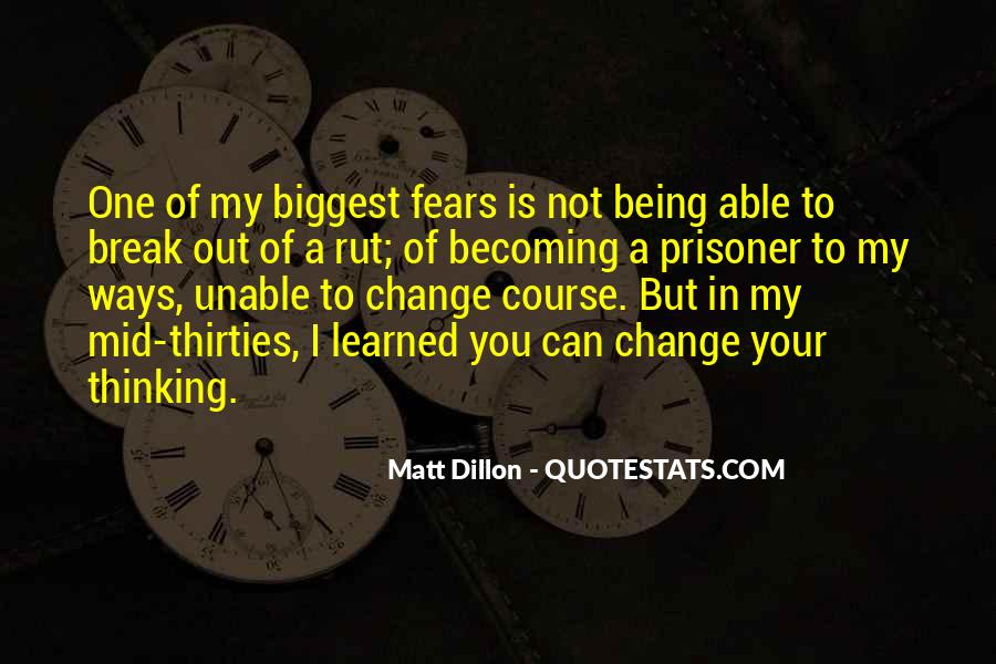 Quotes About Your Thirties #1599551
