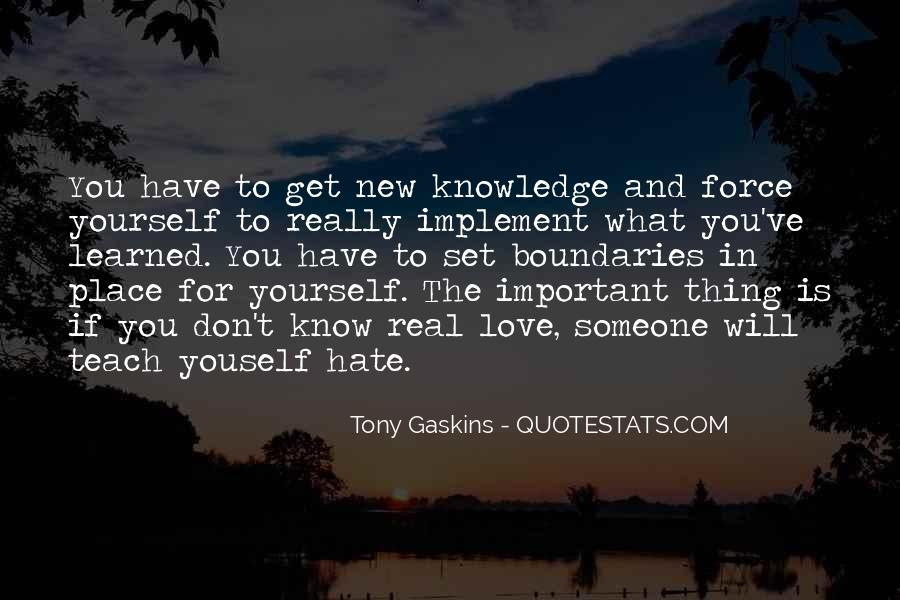 Quotes About Youself #201017