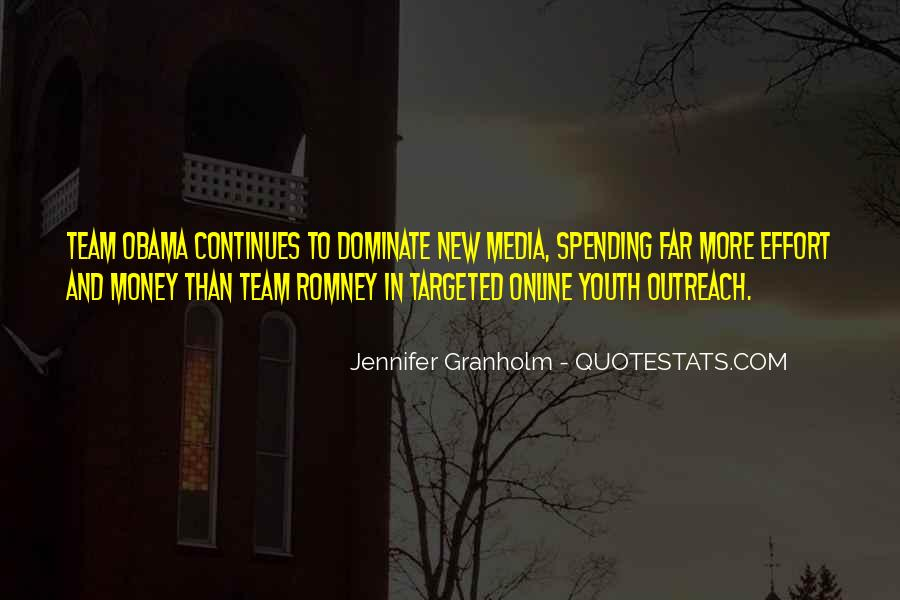 Quotes About Youth And Media #1858988