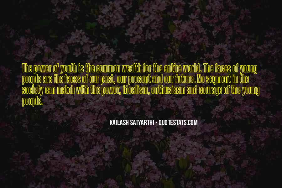 Quotes About Youth And The Future #1049019