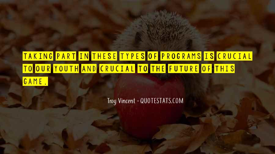 Quotes About Youth And The Future #1190453