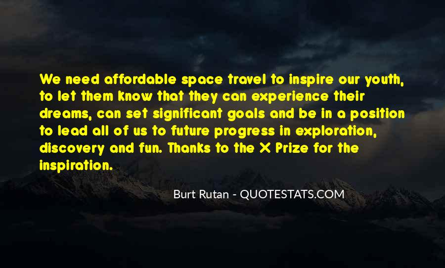 Quotes About Youth And The Future #1522509