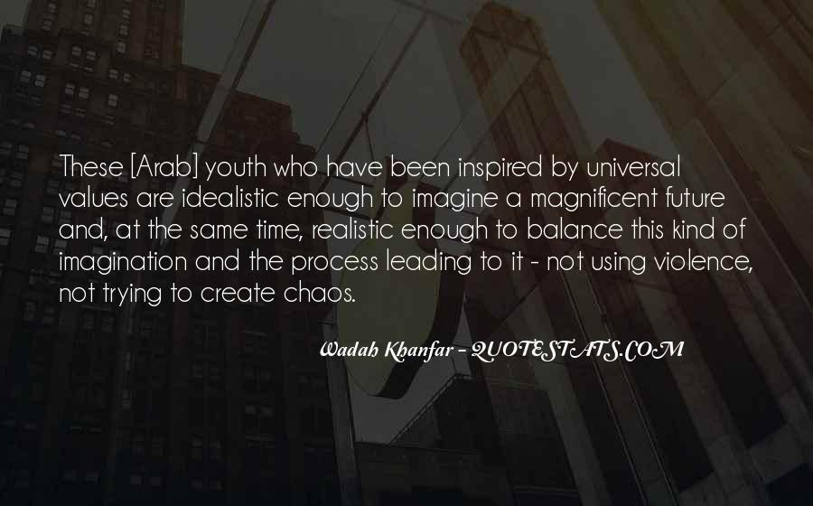 Quotes About Youth And The Future #1598164