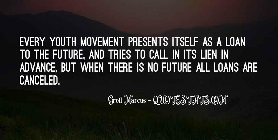 Quotes About Youth And The Future #182190