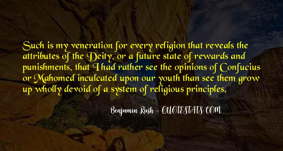 Quotes About Youth And The Future #857971