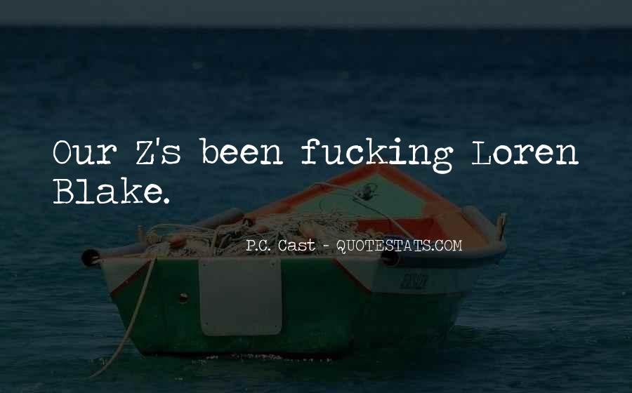 Quotes About Zandros #365540