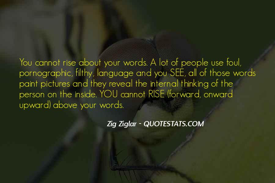 Quotes About Zig #37724