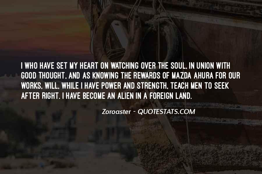 Quotes About Zoroaster #1347690