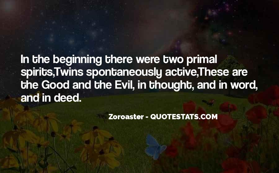 Quotes About Zoroaster #914260