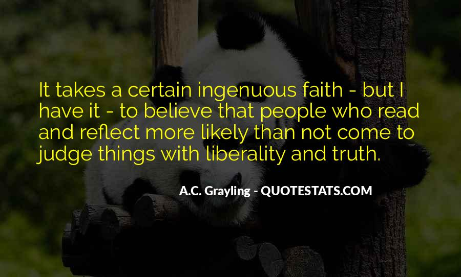 A C Grayling Quotes #1156224