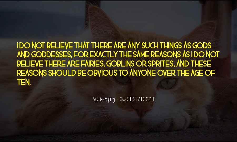 A C Grayling Quotes #1250022