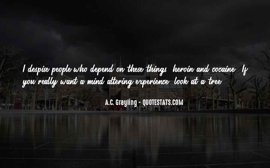 A C Grayling Quotes #1253985