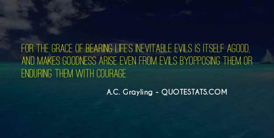 A C Grayling Quotes #140980