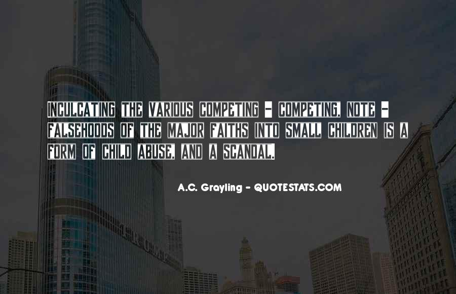 A C Grayling Quotes #1519997