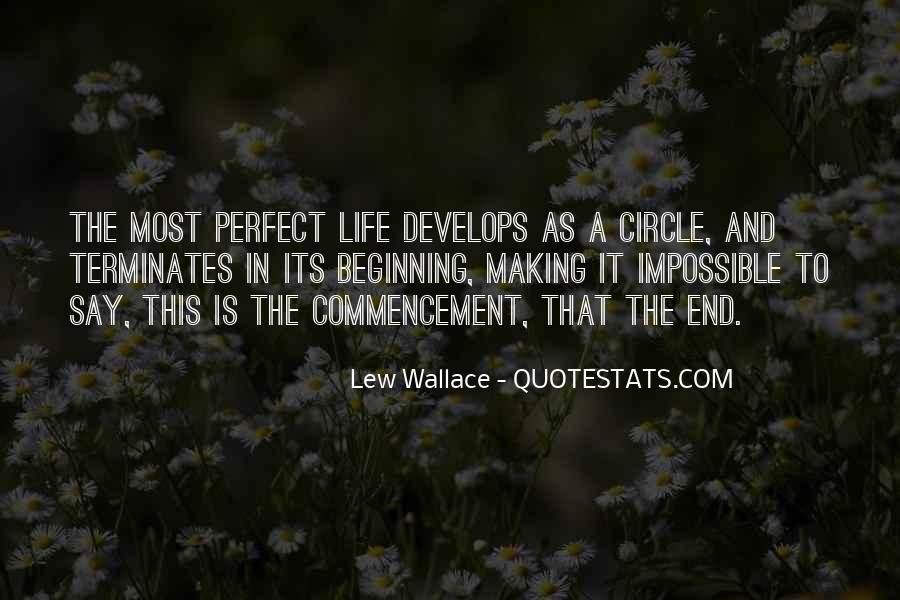 A Perfect Circle Quotes #1439721