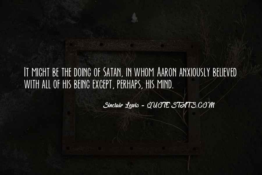 Aaron Lewis Quotes #1269379