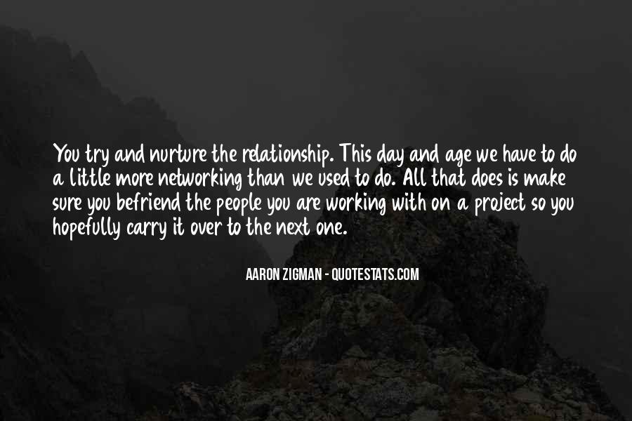 Aaron Zigman Quotes #1682593