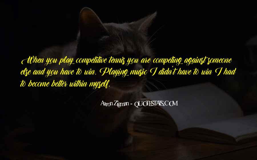 Aaron Zigman Quotes #1839450