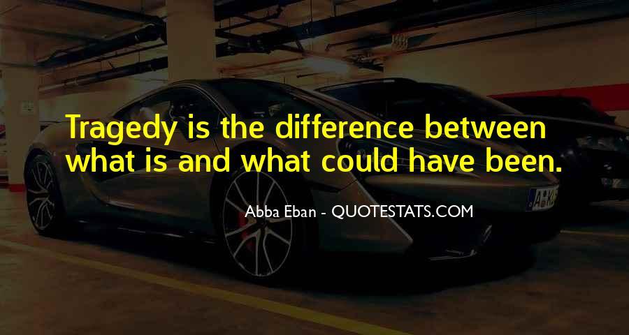 Abba Eban Quotes #331865