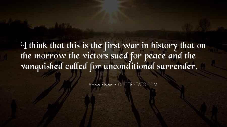 Abba Eban Quotes #406128