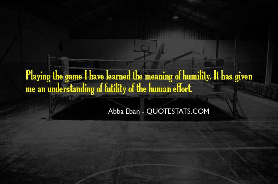 Abba Eban Quotes #783459