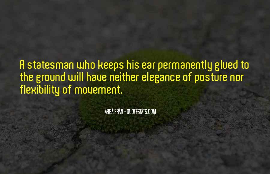 Abba Eban Quotes #816843