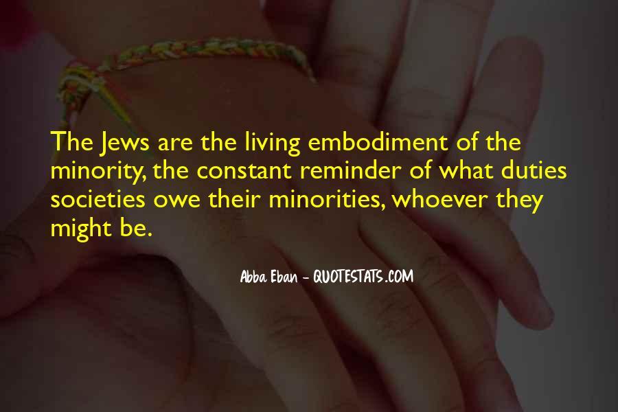 Abba Eban Quotes #838407