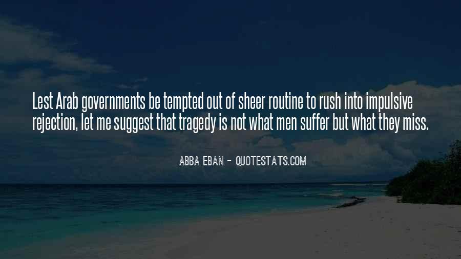 Abba Eban Quotes #901632