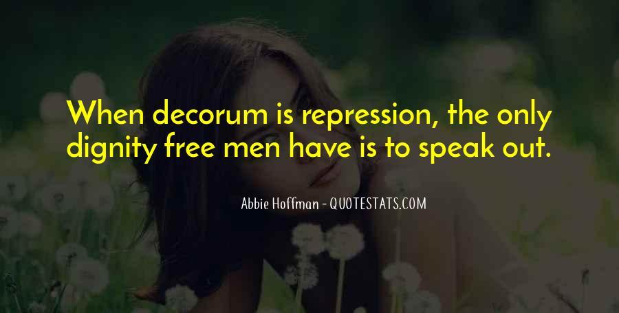 Abbie Hoffman Quotes #1027653